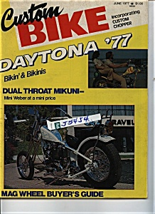 Custom Bike - June 1977 (Image1)