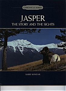 JASPER - the story and the sights -copyright 1986 (Image1)