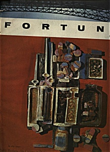 Fortune Magazine- March 1961 (Image1)