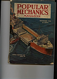 Popular Mechanics Magazine - November 1946 (Image1)