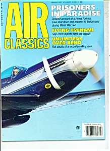 Air Classics magazine -  February 1991 (Image1)