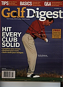Golf Digest -September 1998 (Image1)