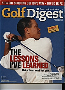 Golf Digest  - September 2000 (Image1)