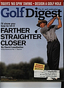 Golf Digest - August 2000 (Image1)