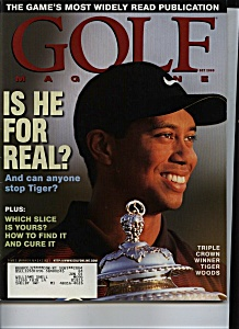 Golf Magazine - October 2000 (Image1)
