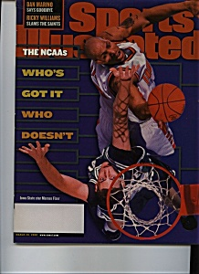Sports Illustrated - March 20, 2000 (Image1)