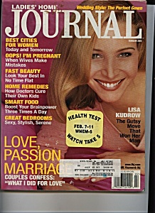 Ladies Home Journal - February 2000 (Image1)