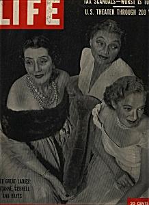 Life Magazine - November 19, 1951 (Image1)