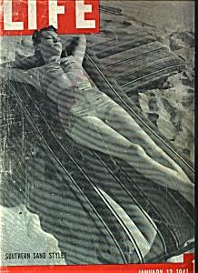 Life - January 13, 1941 (Image1)