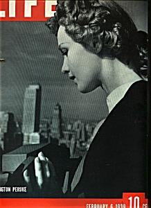 Life Magazine - February 6, 1939 (Image1)