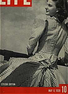 Life Magazine - May 8, 1939 (Image1)