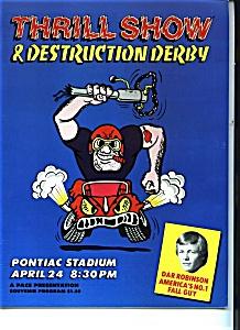 Thrill show land destruction derby - April 24 (Image1)