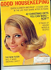 Good Housekeeping Magazine - November 1967