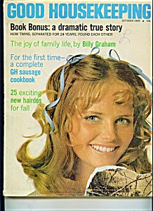 Good Housekeeping magazine - October 1969 (Image1)
