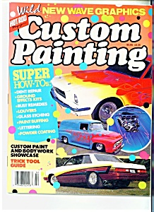 Custom Painting magazine-  Hot Rod Magazine (Image1)