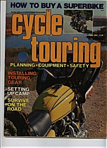 Cycle Touring - June 1976 (Image1)