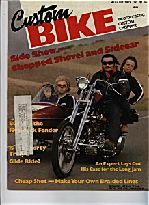 Custom Bike- August 1976 (Image1)