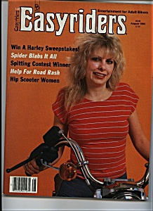 Easy Riders - August 1985 (Image1)