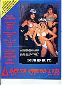 Delta Press Ltd. Vol. 24  Fall 91 (Image1)