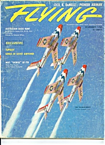 Flying Magazine - December 1956 (Image1)