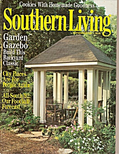 Southern Living -  September 1992 (Image1)