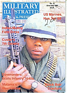 Military Illustrated - June/July 1989 (Image1)