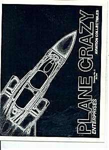 Plane crazy catalog - copyright 1989 (Image1)