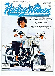 Harley Women magazine- May/June 1991 (Image1)