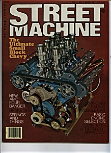 Street Machine - March 1977 (Image1)