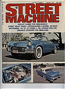 Street Machine - January 1976 (Image1)
