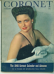 Coronet Magazine - January  1946 (Image1)
