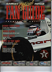 Official Fan Guide IndyCar =1994 (Image1)