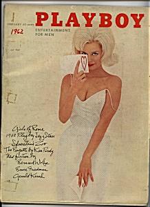 Playboy - February 1962 (Image1)