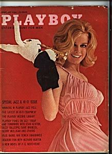 Playboy - FEbruary 1964 (Image1)