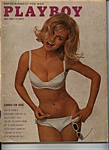Playboy - July 1964 (Image1)
