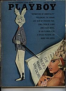 Playboy  - June 1964 (Image1)