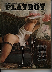 Playboy - April 1974 (Image1)