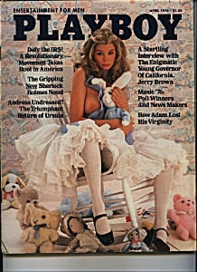 Playboy - April 1976 (Image1)