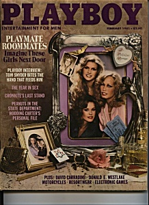 Playboy - February 1981 (Image1)