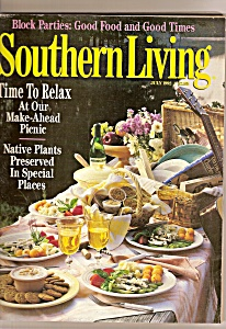 Southern Living - July 1992 (Image1)