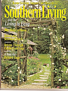 Southern Living Magazine - July 1999