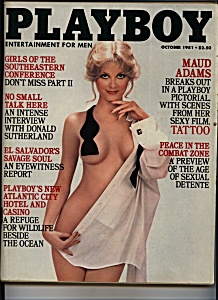 Playboy - October 1981 (Image1)