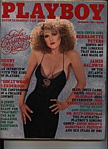 Playboy - December 1981 (Image1)
