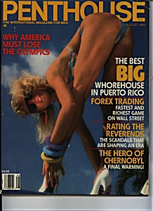Penthouse - August 1988 (Image1)