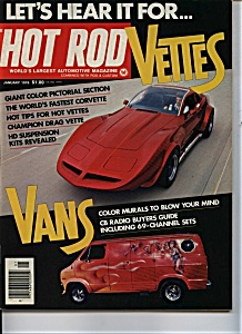 Hot Rod - January 1976 (Image1)