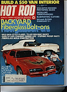 Hot Rod - March 1977 (Image1)