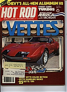 Hot Rod - September 1977