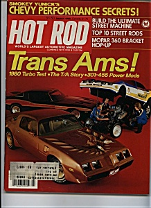 Hot Rod - March 1980