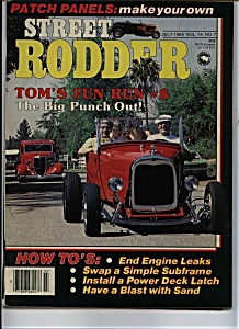 Street Rodder - July 1985 (Image1)