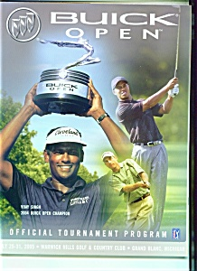 Buick Open Golf Program - 2005 (Image1)